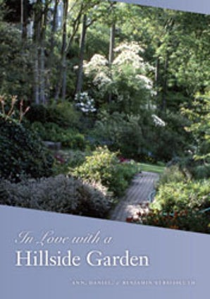 In Love with a Hillside Garden book image