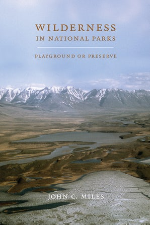 Wilderness in National Parks book image
