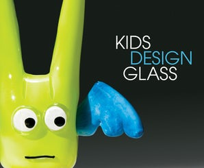 Kids Design Glass book image