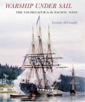 Warship under Sail book image