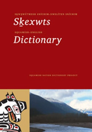 Squamish-English Dictionary book image