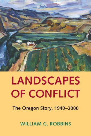 Landscapes of Conflict book image