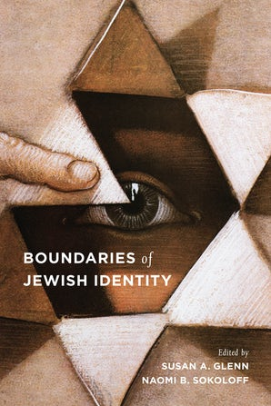 Boundaries of Jewish Identity book image