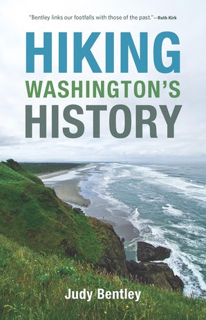 Hiking Washington's History book image