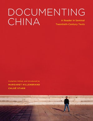 Documenting China book image