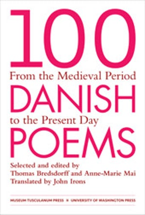 100 Danish Poems book image