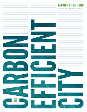 The Carbon Efficient City book image