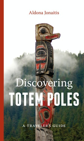 Discovering Totem Poles book image