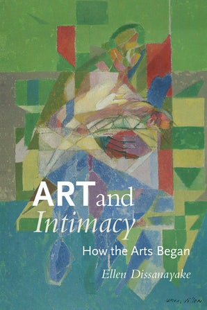 Art and Intimacy book image