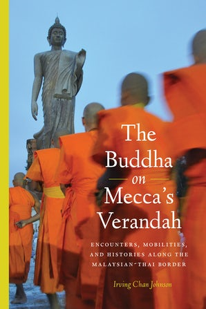 The Buddha on Mecca's Verandah book image