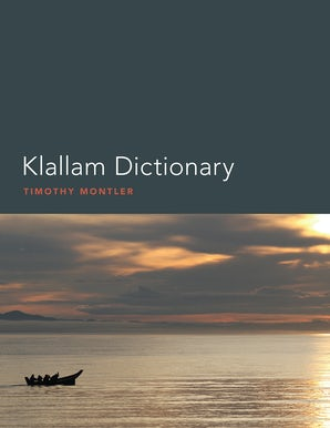 Klallam Dictionary book image