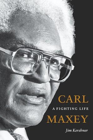 Carl Maxey book image