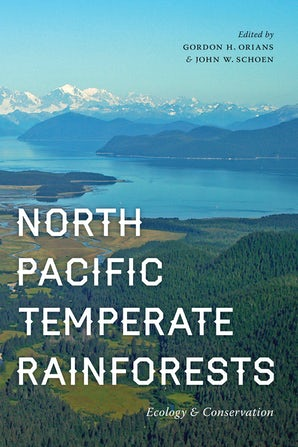 North Pacific Temperate Rainforests book image