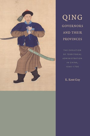 Qing Governors and Their Provinces book image