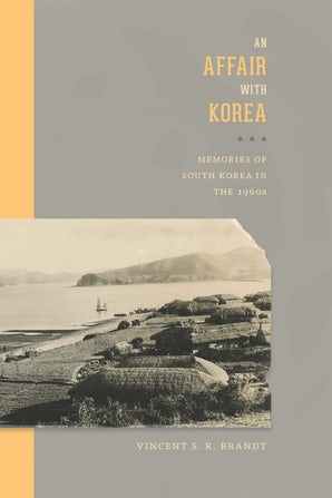 An Affair with Korea book image