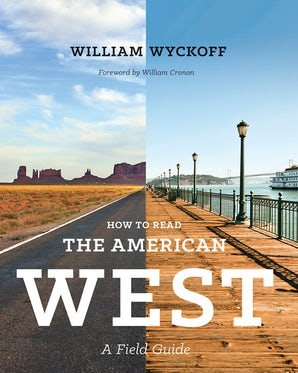 How to Read the American West book image