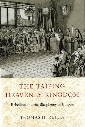 The Taiping Heavenly Kingdom book image