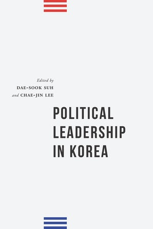 Political Leadership in Korea book image