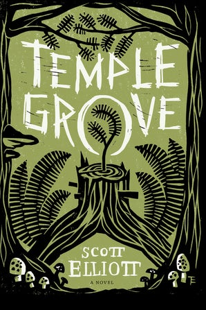 Temple Grove book image