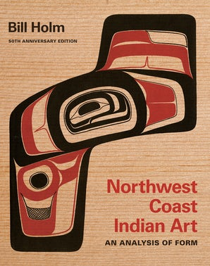 Northwest Coast Indian Art book image