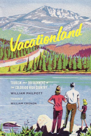 Vacationland book image