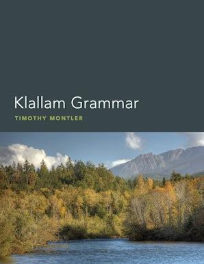 Klallam Grammar book image