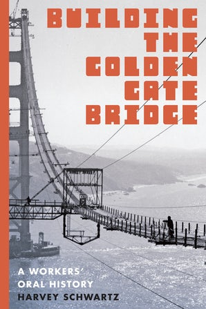 Building the Golden Gate Bridge book image