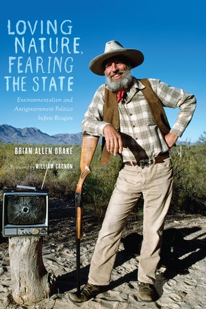 Loving Nature, Fearing the State book image