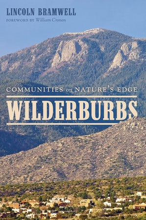 Wilderburbs book image