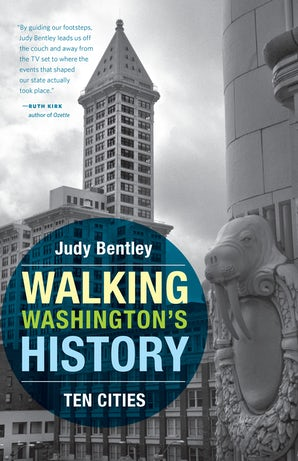 Walking Washington's History book image