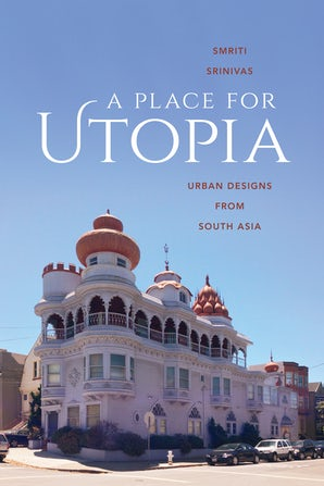 A Place for Utopia book image