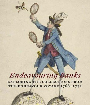 Endeavouring Banks book image