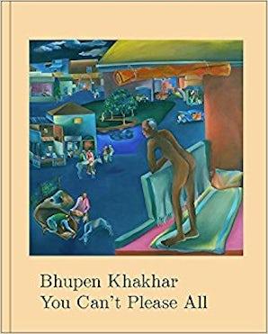 Bhupen Khakhar book image