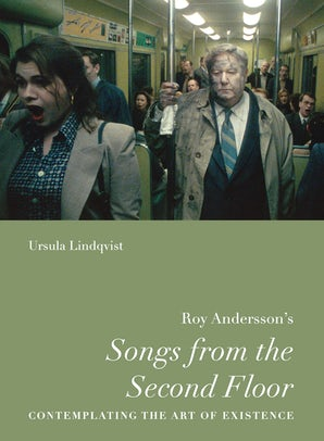 "Roy Andersson's ""Songs from the Second Floor"" book image"