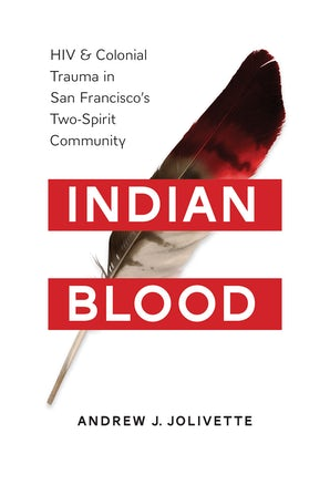 Indian Blood book image