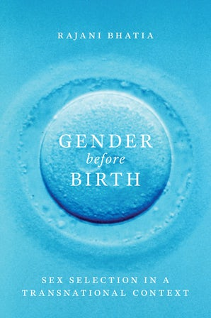 Gender before Birth book image