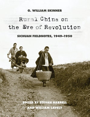Rural China on the Eve of Revolution book image