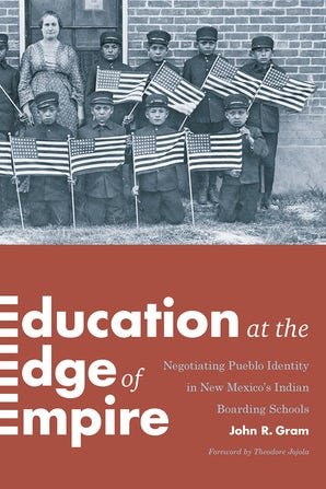 Education at the Edge of Empire book image